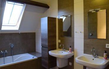Luxe badkamer | De Maasgaarde in Megen