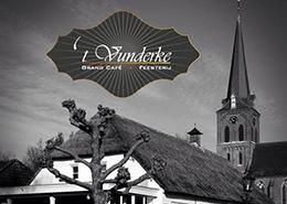 Grand café 't Vunderke in Macharen