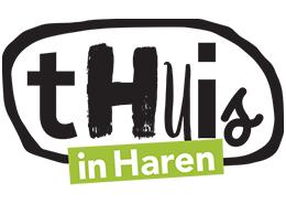 Thuis in Haren - Logo