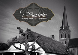 't Vunderke Grand café in Macharen