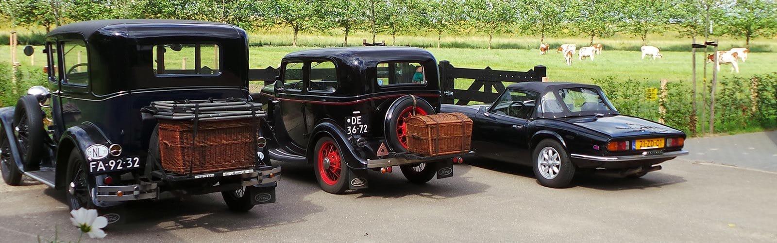 Klassieke auto's | De Maasgaarde